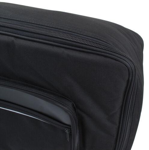 Keyboard Tasche Gigbag Soft Case Carry Bag Rucksack Gurte Größe 140x40x15 cm