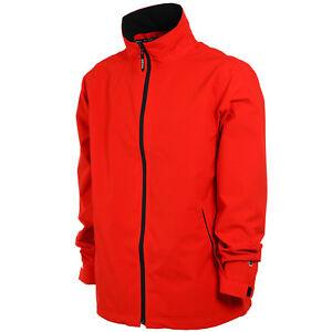 Adidas Mens 2019 Snowboarding Snow Civilian Jacket Hi Res Red Black Ebay