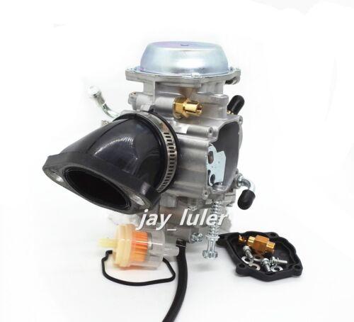Carburetor /& Intake Manifold Boot For Polaris Magnum 330 500