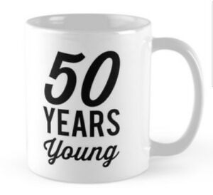 Image Is Loading 50 50th Born 1968 Birthday Small Gift Idea