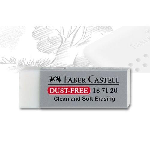 Radierer DUST-FREE Faber-Castell 187120