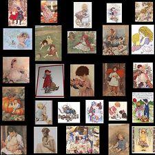 150 SCHEMI PUNTO CROCE BAMBINI BABY CHILD ANGELI BIMBI CON MAMMMA - CROSS STITCH