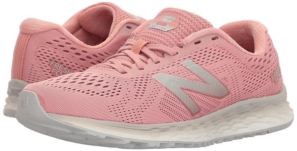 New Balance Womens Size 7 Fresh Foam Arishi v1 Running shoes Dusted Peach Vortex