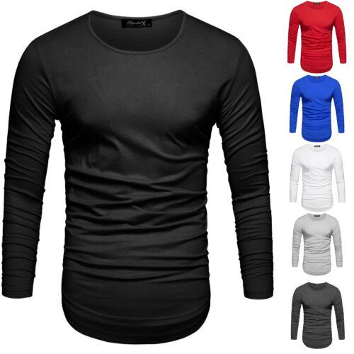 Oversize Manches Longues Hommes Camouflage Sweatshirt Basic O-Encolure Chemise r-0045