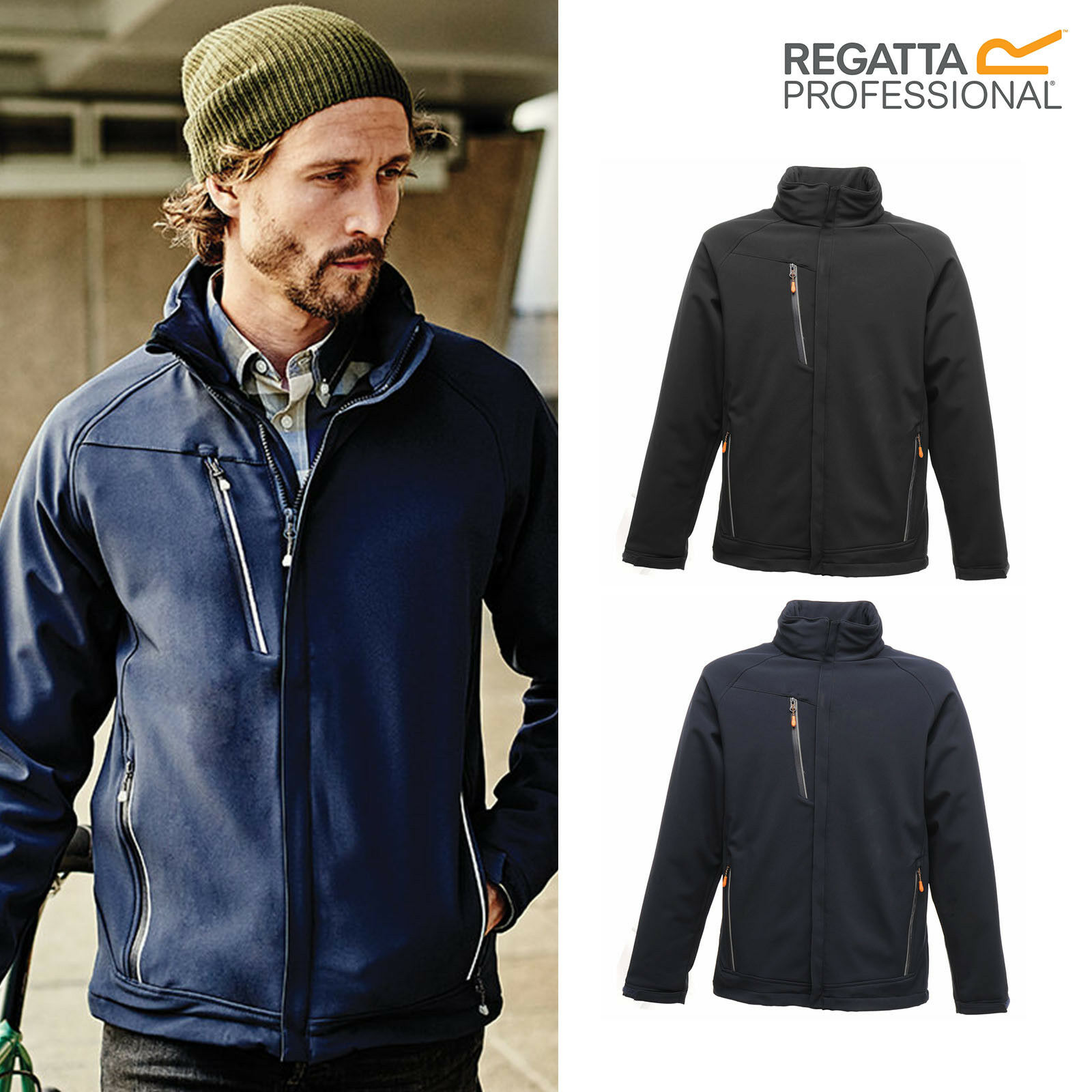 Regatta Profesional Apex  Softshell Impermeable y Transpirable TRA670  Tienda 2018