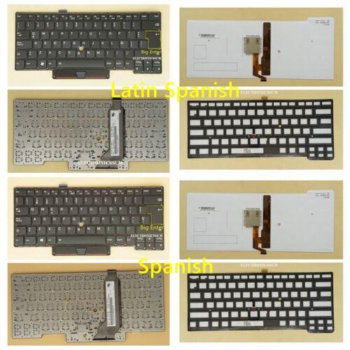 Backlit LA// Spanish Keyboard Teclado for Lenovo Thinkpad X1 Carbon 1St Gen 2013