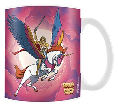 """PYRAMID International /""""Masters of the Universe SHE-RA-Unicorno /"""" UFFICIALE B.."""