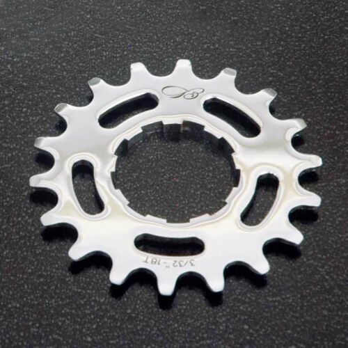 BDW Spline cog 15~22T CNC steel cog sprocket for shimano freehub body