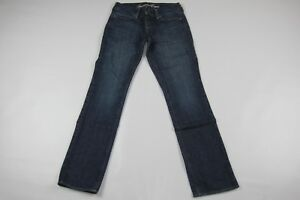AMERICAN-EAGLE-77-Straight-Jeans-Size-2-Short