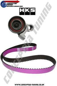 HKS-Fine-Tune-Timing-Belt-amp-KOYO-Tensioner-Kit-For-JZA80-Supra-Mk4-2JZ-GE-N-A