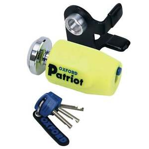 Oxford-Patriot-Thatcham-Approved-Motor-Bike-Disc-Lock-Extended-Pin-Version