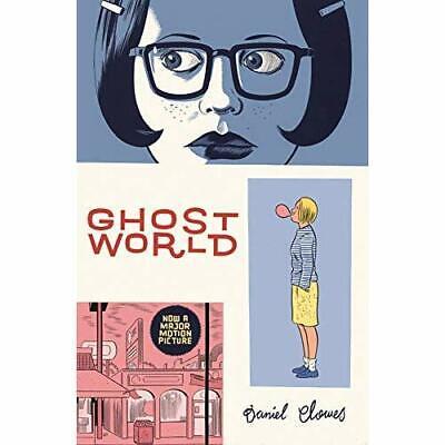 Paperback NEW Clowes Screenplay Daniel 2001-05-31 Ghost World