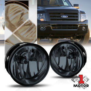 Smoke-Tinted-Lens-Fog-Light-Bumper-Lamps-for-08-11-Ford-Ranger-07-17-Expedition
