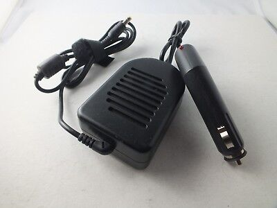 Accurato Auto 12v Car Dc 16c 4,5 A Adattatore Caricabatterie Cavo Di Ricarica Charger Nero 12 V Black-