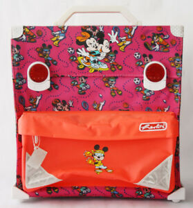 Details about VERY RARE VINTAGE 90'S DISNEY MICKEY MINNIE SCHOOL BAG BACKPACK BY HERLITZ NEW!