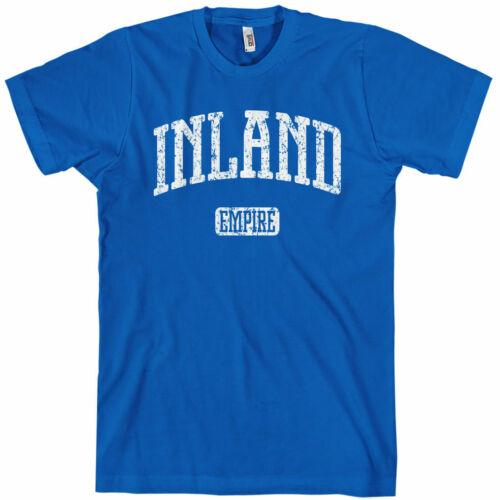 California Cali LA IE XS-4XL INLAND EMPIRE T-shirt