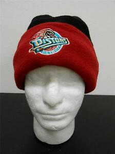 be65ed6a0c5 NEW Detroit Pistons Adult Unisex ONE SIZE FITS ALL BEANIE CAP HAT