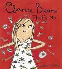 Clarice Bean, That's Me by Lauren Child (Hardback, 1999)