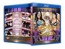 Official Shine Volume 28 Female Wrestling Event Blu-Ray
