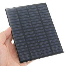 18v 1.5W Solare Pannello policristallino Solar Panel Modulo Camper Casa Baita