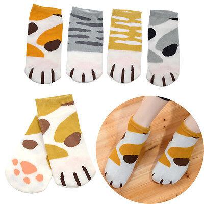Womens Cat Claw Short Sock New Fun Korea Style Short Hosiery Anime Ankle Cosplay