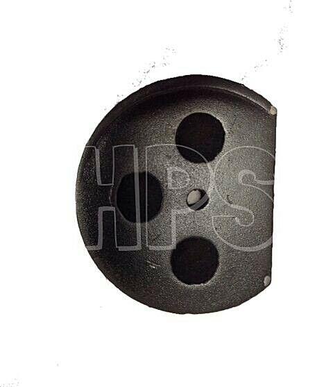 15//920103 Round Handbrake Pads for JCB 3CX Diggers /& Telehandlers