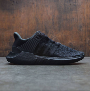buy popular 1568e 6d089 Details about Adidas Ultra Boost 93/17 EQT Support Triple Black Size 11.5.  BY9512 yeezy nmd