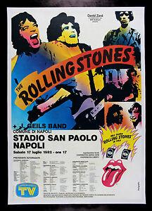 Rolling Stones Cinemasterpieces Italian Original Tour