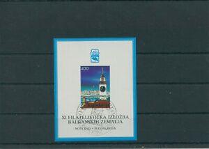 Yougoslavie-Yougoslavie-1987-Mi-Bloc-30-Timbres-Used-Plus-Sh-Boutique