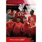 Liverpool Official 2017 A3 Calendar Danilo Promotions Limited 9781785492204