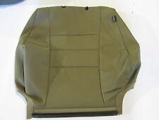 Ford Escape 2008 2009 2010 Driver upper LH OEM Seat Cover tan Cloth