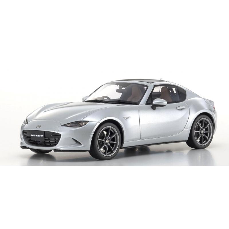 Célébrez le Nouvel An An An Noël Mazda Roadster RF contre Argent Kyosho 18025S 1:18 Modèle Résine | économie  bdee1c