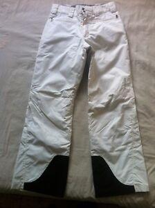 Cross-womans-Ski-white-trouser-size-S
