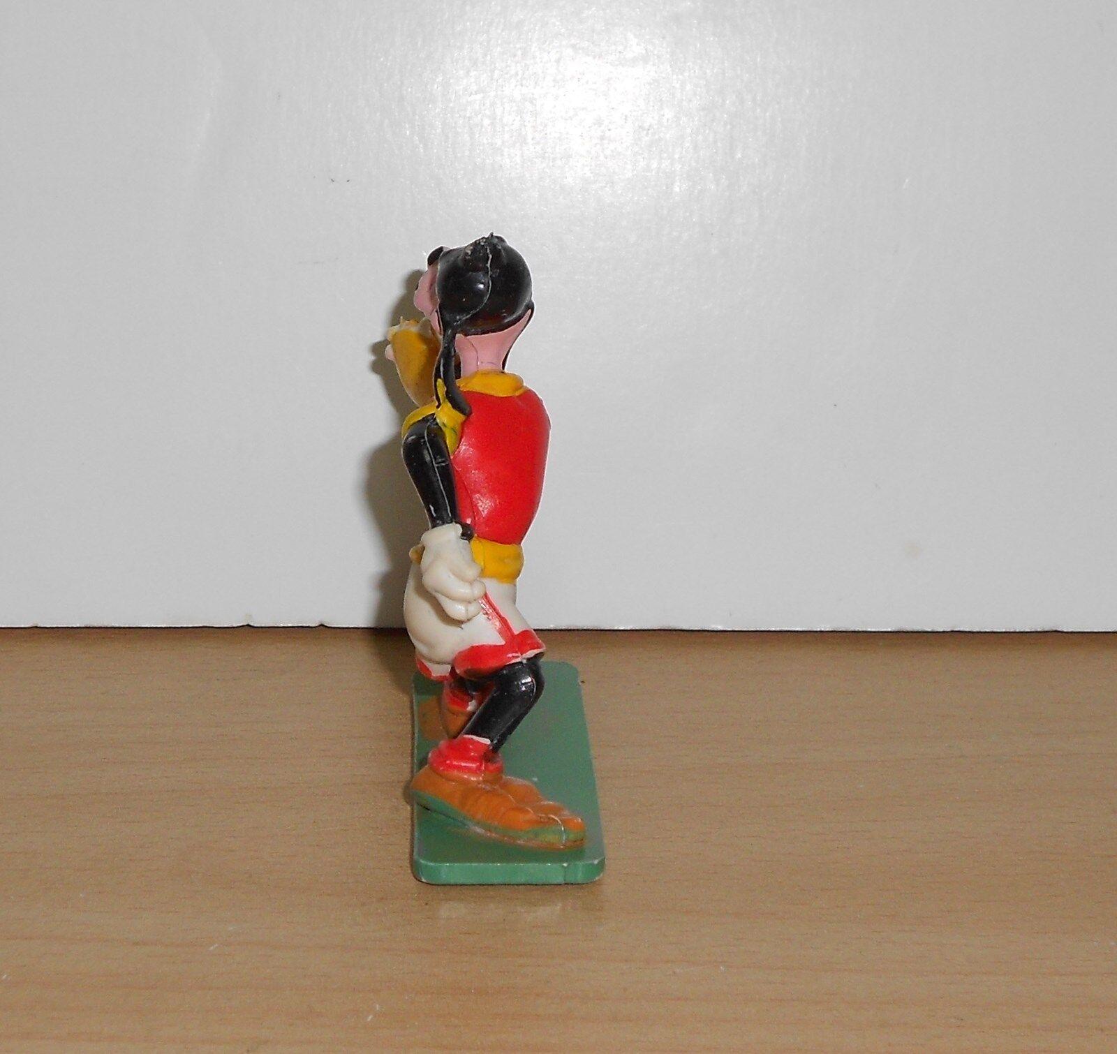 SPORT GOOFY FIGURE FIGURE FIGURE Figurine PVC HEIMO DISCUS THROW Olympics Games 70's 11c39f