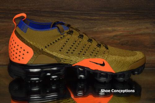 running 2 Air 942842 203 Golden Vapormax Nike Beige Flyknit de Zapatillas Hombre Nuevo txaqxYzO