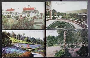 Details about California USA Old Color Postcards x 4, All Unposted, From  the 1920s-30s