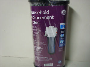 GE FXWTC Whole Home System Replacement Filters Dual Pack. NEW. SEALED.