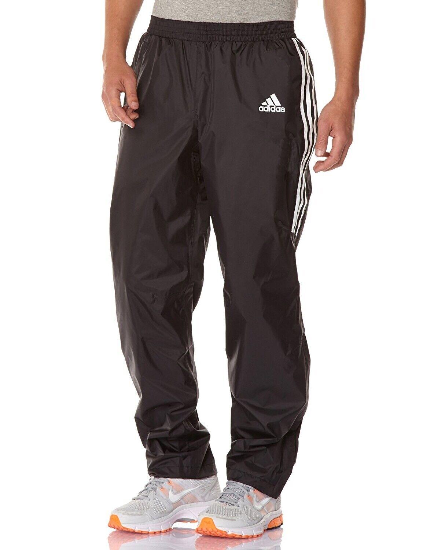 adidas Adizero Rain Mens Waterproof Track Pants Lightweight Breathable Running