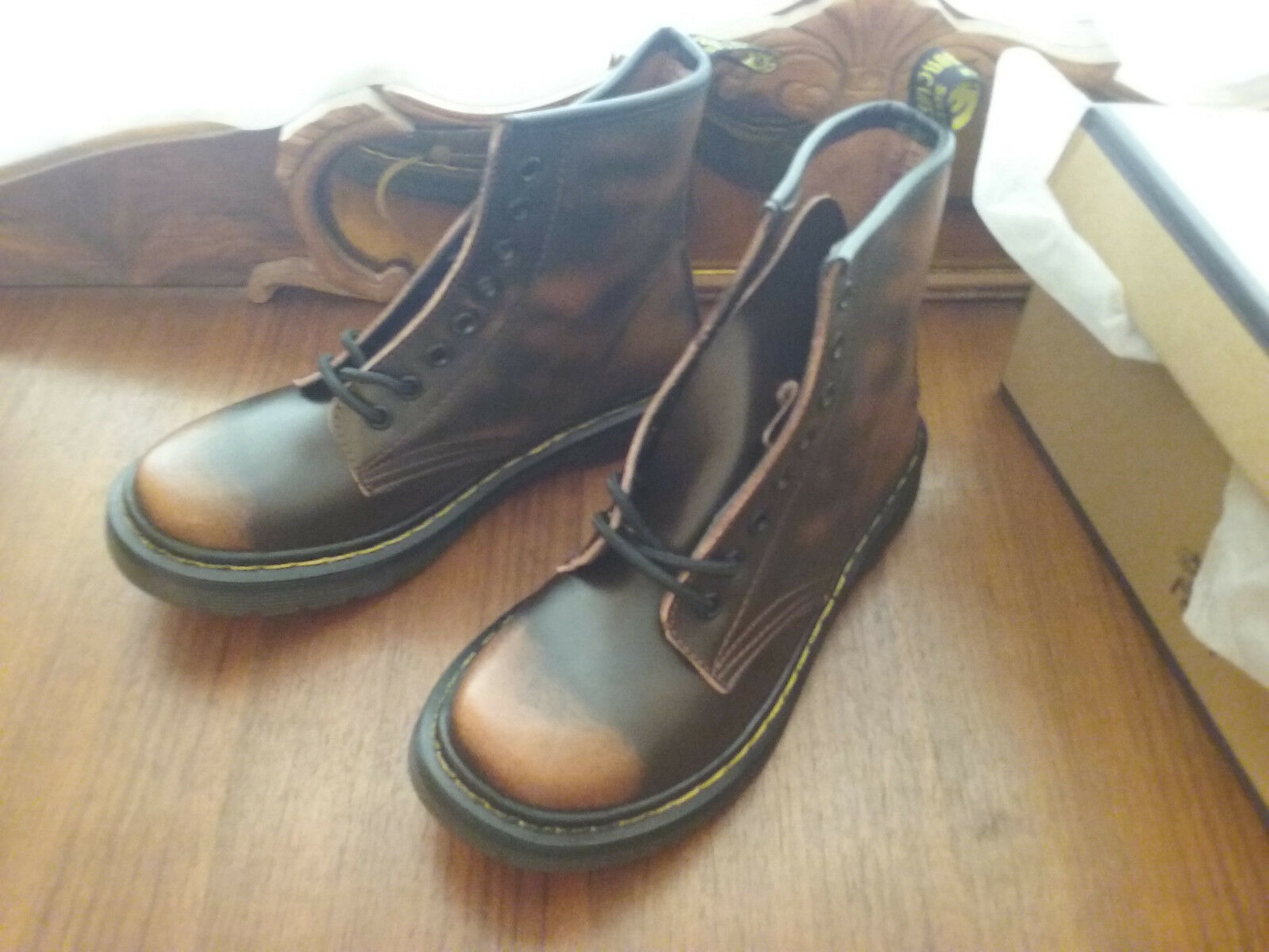 Boots, brown, women's 7.5, BRAND NEW IN BOX, FREE FREE FREE SHIP a8b1a8