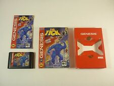THE TICK - Sega Genesis - COMPLETE Classic Game - TESTED - !!!
