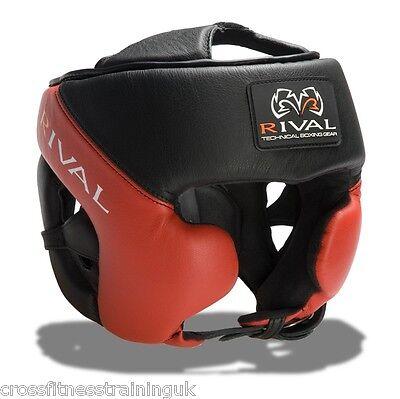 Dolce Rival Rhg Pro Bk / Rd Copricapo Boxe Kickboxing Mma Thai Pugilato Ufc-