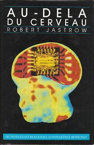 Livre au-delà du cerveau R. Jastrow book