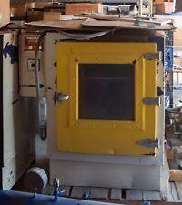Milmetco Curing Oven 24x24x24 Interior Composite Preprep Carbon Fiber