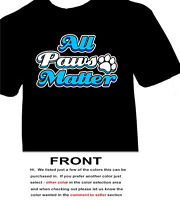 All Paws Matter - A Design For Dog And Animal Lovers - Peta - Humane Society