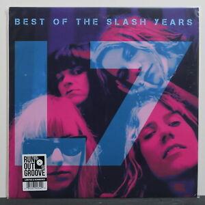 L7-039-Best-Of-The-Slash-Years-039-Ltd-Edition-PINK-Vinyl-LP-NEW-SEALED