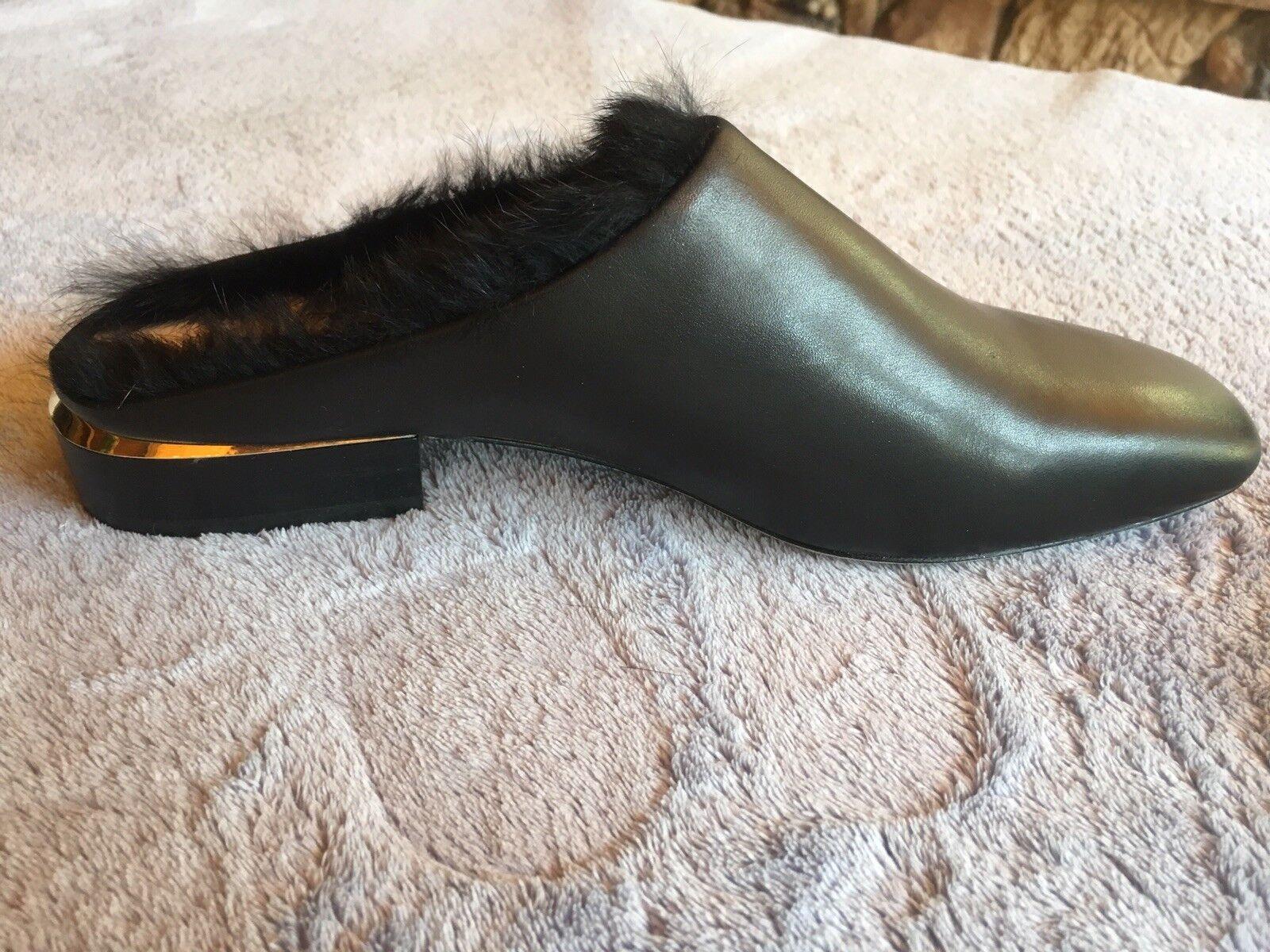 risparmia il 60% di sconto NEW NEW NEW  Pour La Victoire 7 nero leather mules, Donna, scarpe, style  promozioni di sconto