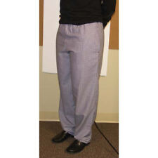 Jrc Ritz Foodservice 4000 4004 Baggy Style Chef Pants Houndstooth Size Large