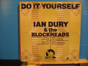 Ian dury the blockheads do it yourself with inner free uk image is loading ian dury amp the blockheads do it yourself solutioingenieria Images