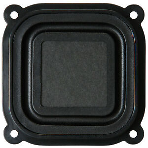 NEW-2-5-034-Square-Frame-Full-Range-Woofer-Speaker-Mini-Compact-Driver-8ohm-project
