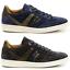 Scarpe-Sneakers-Pelle-Uomo-Pantofola-d-039-Oro-Shoes-Men-Bari-Suede-Leather-10183044 miniatura 1